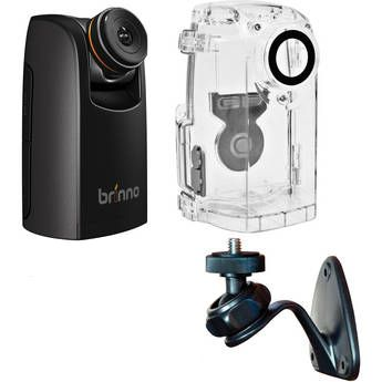Brinno Time Lapse Construction Camera TLC200 Pro Bundle