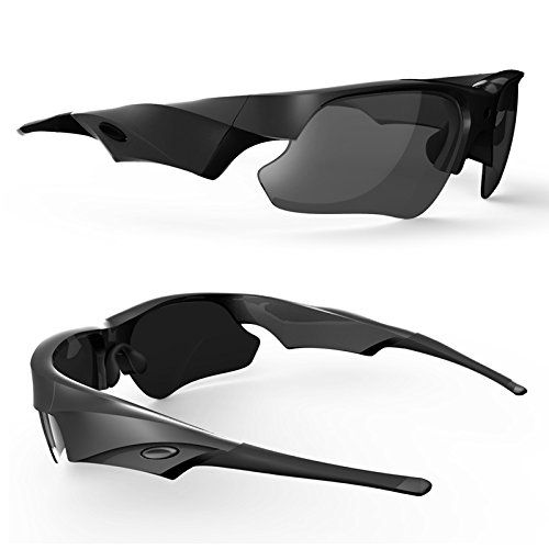HD Sports  Action Camera Sports Sunglasses with Built-in HD Camera
